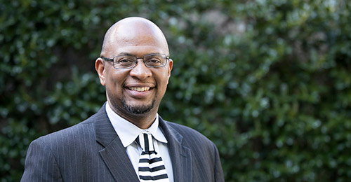Kevin Gilbert profile headshot image.