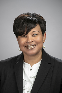 headshot of Dr. Terri Savage
