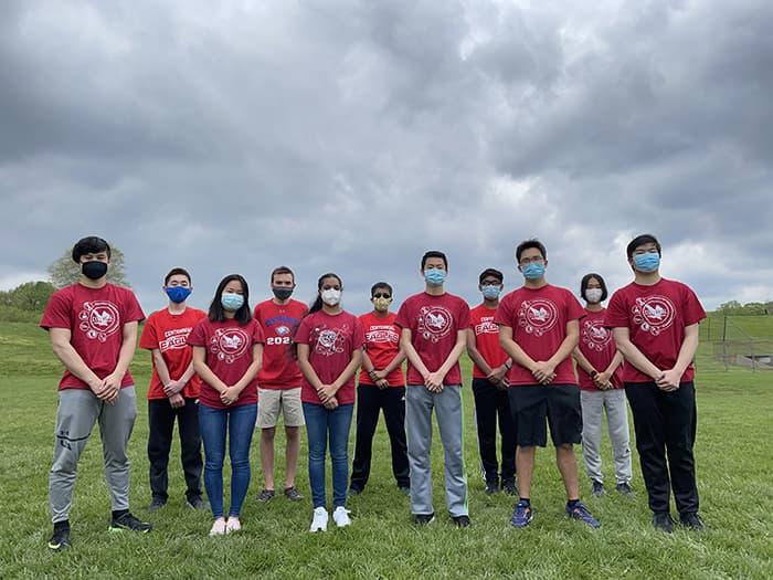 Centennial High School Science Olympiad team.