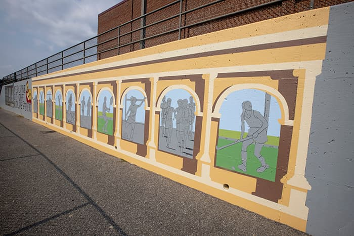 GHS mural.